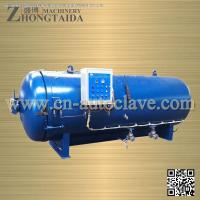 Buy cheap High temperature texile steaming autoclave from wholesalers