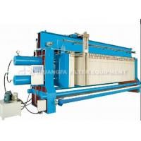 Quality high efficiency automatic cloth washing filter press for sale