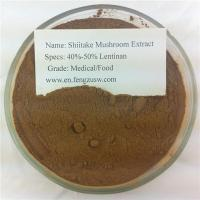 Quality Shiitake Mushroom Extract for sale