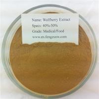 Quality Wolfberry Extract for sale