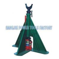 Quality Triangle hydraulic pay-off stand for sale