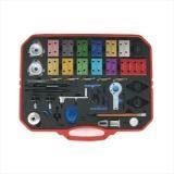 Quality 63 PCS Master Engine Timing Tool Kit For Alfa Romeo Fiat Lancia Colour Coded for sale