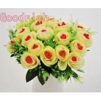 GR-1304 discount wedding rose bud bouquets
