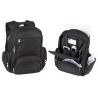 Quality 1680D/600D Poly Computer Backpack laptop pouch ID and pen holder for sale