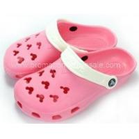 Quality Plastic beach shoes,garden shoes,plastic slippers for sale