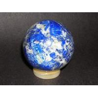 Buy cheap 30 mm lapis lazuli sphere from wholesalers