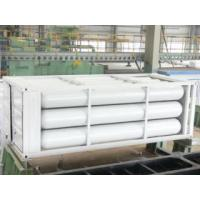 China CNG jumbo cylinder skid CNG tank on sale