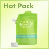Quality Reusable Baby Food Spout Pouch for sale