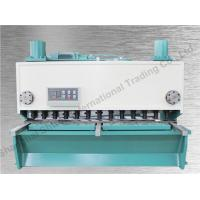 Quality QC11Y-16x2500 Hydraulic Guillotine Shearing for sale