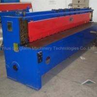 Buy cheap Precision Plate Shearing Machine from wholesalers