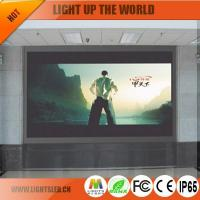 Quality P25 led curtain display screen importer for sale