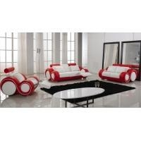 Buy modern leather sofa set 109A at wholesale prices