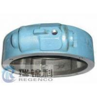 Quality Fully Machined Sand-cast Part, Made of Gray Iron and Ductile Iron for sale