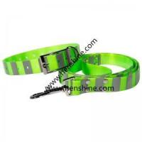 Buy cheap Hunting dog collar Waterproof Reflective Green TPU Pet Training Collar and Leash from wholesalers