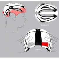 Buy cheap New R&D Sleek Baseball Batting Helmet Baseball Helmets with CE approved from wholesalers
