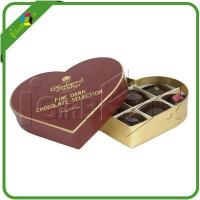 Quality Chocolate Boxes China Supplier Chocolate Boxes with Dividers for Chocolate Packaging for sale
