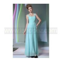 Quality A line floor-length changeable silk prom dress & new fashion quinceanera dress for sale