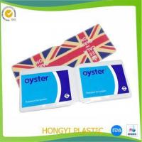 Quality Card holder printing oyster card holder for sale