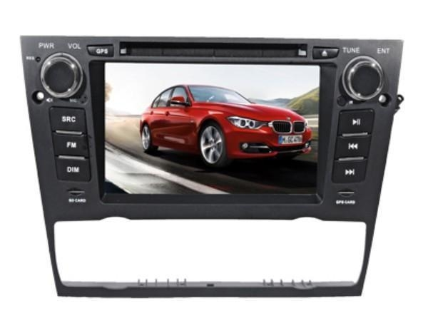 China Car DVR for Bmw car dvd player for 3 Series car audio with gps