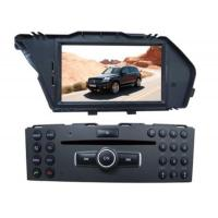 Quality Car DVR for Benz Car DVD Player For GLK300 With Multimedia GPS for sale