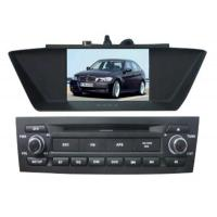Buy cheap Car DVR for Bmw Gps Car Dvd Player For X1 With 3G Wifi Navigation from wholesalers