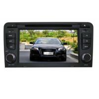 Buy cheap Car DVR for Audi car dvd player for A3 with GPS navigation from wholesalers
