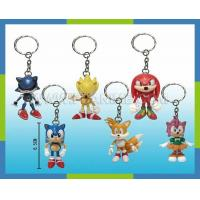 Buy cheap Robot Model Mini Qute Key Buckle Cartoon Action Figures from wholesalers