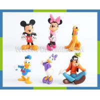 Buy cheap Anime Figure Mickey Minnie Mouse Model from wholesalers