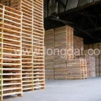 Quality Sawn timber PALLET WOOD for sale