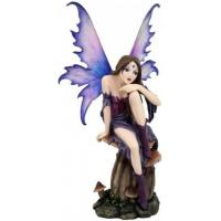 China Haven Fairy Figurine 32cm tall on sale