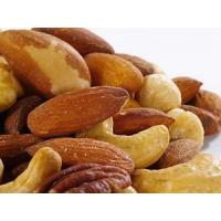 Quality Roasted and Unsalted Mixed Nuts - 8 oz. for sale