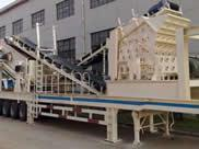 Quality Portable Impact Crusher for sale