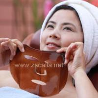 Quality Black Coffee Thinning Crystal Facial Mask for sale