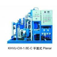 Quality Marine Steam / Electrical Heating Fuel Oil Booster Unit for sale