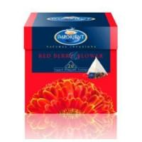 Quality Herbal Teas Bags (6) Imporient Premium Red Berry & Flower Tea 1x20 for sale