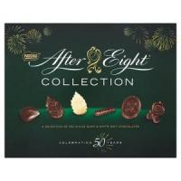 Quality Confectionery&Biscuits (8) Nestle After Eights Collection 142gr for sale