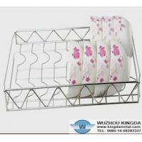 China Space saving dish drying racks wholesale