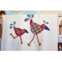 Quality The `Crazy Chickens` Blanket for sale