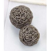 Quality Spiral special material scourer(nickel stainless steel) for sale