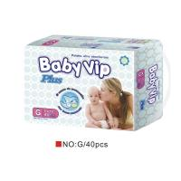 Quality Ultra-soft disposable baby cotton diaper for sale