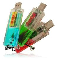 Quality Translucent USB Flash Dr... USB Flash Drive - Style Liquid 2 for sale