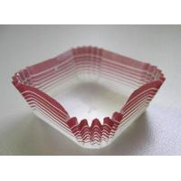 China Paper Cupcake Square cupcake paper liners on sale