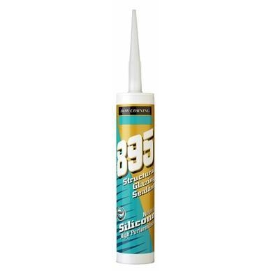 Buy Sealants & Adhesives Dow Corning 895 Silicone Structural Glazing Sealant at wholesale prices