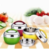 Quality Food Container JP-FCB04 BPA-free eco 800 / 1000 / 1300 ML Insulation Lunch .. for sale