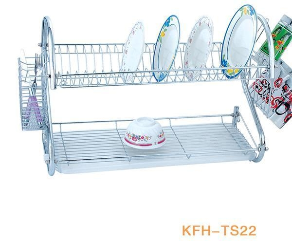 Buy Dish Rack JP-TS0 Kitchen Dish Cup Drying Rack Drainer Dryer Tray Cutle.. at wholesale prices