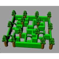 Quality Inflatable Tunnel/Inflatable Maze MG-03 for sale