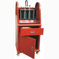 Fuel injector cleaner & analyzer fuel injector cleaner FLT-6H