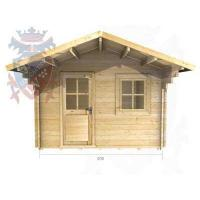 Quality Log Cabins Upto 3 meters for sale
