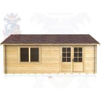 Quality Log Cabins Gatwick 2119 for sale
