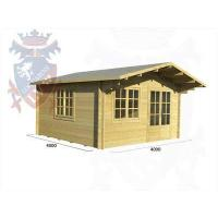 Quality Log Cabins Gatwick 2064 for sale